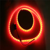 60LED m 12v 5050 battery operated led strip lighting for clothes