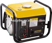 650W 2-stroke with frame MINI gasoline generator