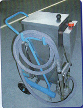 Dry Ice Blasting Equipment for Cleaning