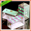 2014 China Printed soft crease clear plastic box (factory sale)