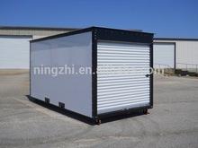 galvanized steel storage container/SELF STORAGE/METAL STEEL storage container for sale