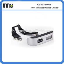 110 lb 50 kg Digital Travel Portable Luggage Scale,portable travel weigh scale, portable electronic scale