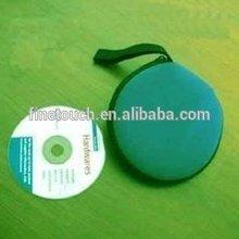 Portable funny graphic cd/dvd storage case