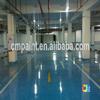 two component waterborne polyurethane Floor Paint for Car Park Decoration
