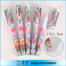 Full color print plastic school and office pen