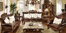 furniture leather sofa antique
