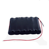 1S6P 18650 battery pack 3.7V 15.6Ah Li-ion battery pack with 5C discharge