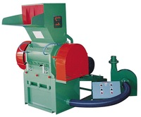 Taiwan Sunkist Foam and Quilting Cloth Crushing Machine