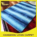 2014 de moda moderna zona de microfibra shag alfombras