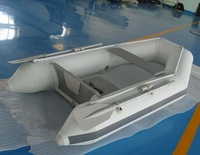 Aluminium floor Fishing boat