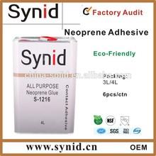 super adhesive glue / neoprene contact adhesive