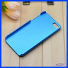 Special painted phone cases for iphone 4 with leather back