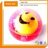 2014 New Design Kids Toy TPU Glitter Ball