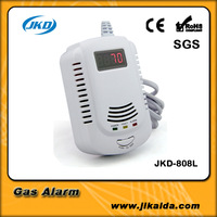 new intelligent real human voice prompt lpg gas detector