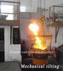 Energy saving easy operating scrap iron melting furnace induction furnace