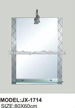 light mirror frame