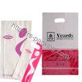 Bolsas de plástico para embalaje de la camisa con LOGO / plástico de compras
