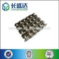 100GA-4 / 20A-4 estándar americano de gran paso de aceite de campo silencioso de la cadena con especificaciones