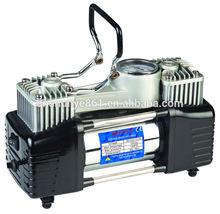 12V Meltal portable Car Air compressor 2015 hot sell