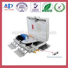 Outdoor 16 Cores Fiber Optic Distribution Terminal Box