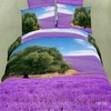 2015 fashion hot sale style 3d printed bedding set