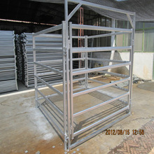 High Quality and Low Price Australia Standard Galvanized Cattle Panle Gate Direct Manufacturer