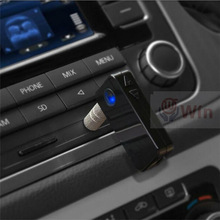 2014 Hot Sale Wireless Bluetooth A2DP Handsfree Car Home Stereo Audio Music Receiver Adapter