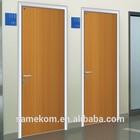 Wooden Soundproof Door,Hospital Room Door,Stainless Steel Hospital Door