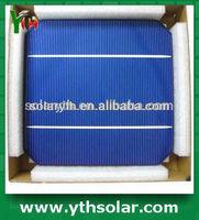 monocrystalline 156x156/thin film solar cell / buy solar cells bulk