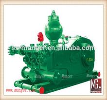 EMSCO F-500 Triplex Mud Pump for Oil Drilling