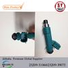 top quality FUEL INJECTOR 23209-31060/23209-39075 used for Toyota Land Cruiser Prado 4000 GRJ120 Hilux vigo