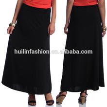 2014 hot sale long skirts for women indian long skirt