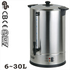 6,8,12,16,20,25,30L Stainless steel electric hot beverage dispenser