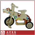 Chinese Zodiac horse bamboo children tricycle,kids tricycle,baby tricycle,pedal car