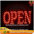 LED conseil signer, LED ouverture / conseil de néon de lumière économie d'énergie