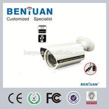 Top 5 alta definición 3.6 mm lente fija Kit de la cámara IP