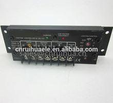 Eficaz pwm 20a 12v 12v/24v 20a controlador de carga solar