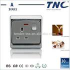 swiss elegant design wall switch socket