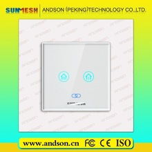 Andson zigbee 2.4G smart home/smart touch controls