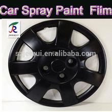2015 black rubber spray paint, Waterproof Plasti Dip 400ml/1L/4L