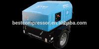 High Quality Portable air Compressor 45kw 7bar