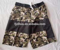 New 2014 Mens Swimwear Hot Swimming Trunks Tether Sexy Boxers Men Beach Shorts