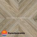 Baixo preço e design de madeira como o revestimento da telha, madeira piso de ladrilho cerâmico