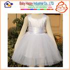 baby handmade smocked dress christening gowns for girls