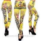2014 fashion sublimation print tights, skinny pants, wholesale pantyhose, sexy women leggings