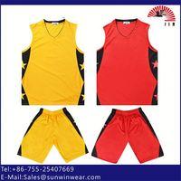 cheap reversible basketball jersey unifrom design