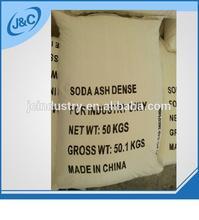 High Quality Industry Grade 99.2% min Soda Ash Dense