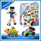 112pcs intelligent building block set funny toy block for kid