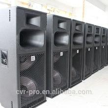 Outdoor Powerful Three Way Professional PA Speaker