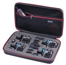 for action camera Case for action Camera Highest Quallity EVA Shockproof Cameras Bag Black Smacse G360